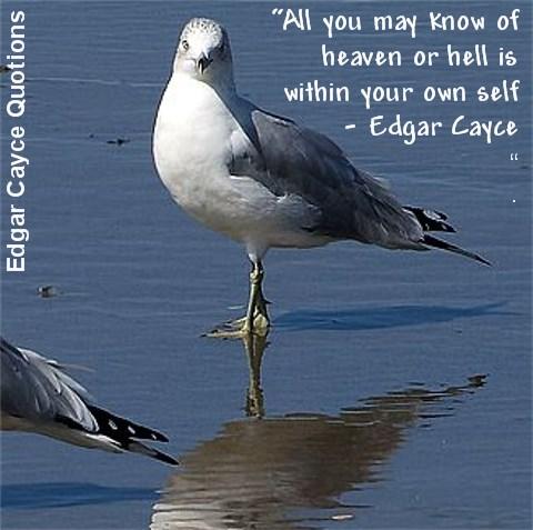 Edgar Cayce Quotation